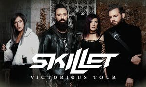 Skillet - The Victorious Tour - Idaho Falls