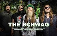 THE SCHWAG returns to Springfield, MO @ Outland Ballroom