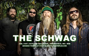 THE SCHWAG returns to Springfield, MO @ Outland Ballroom
