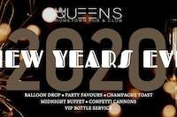 QUEENS Nightclub New Year's Eve 2020