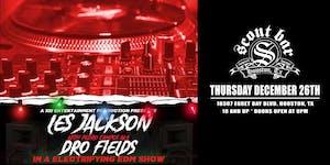EDM show featuring Les Jackson & Dro Fields
