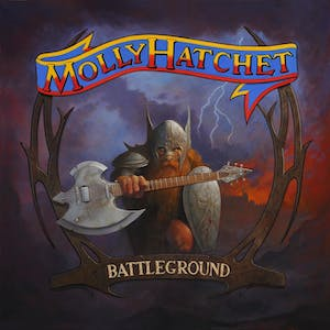 MOLLY HATCHET - Battleground Tour with Michael Tracy