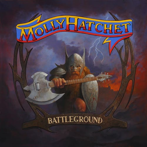 MOLLY HATCHET - Battleground Tour