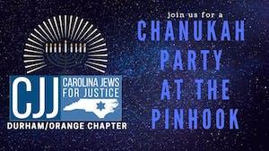 CJJ-Durham/Orange County Chanukah Party!
