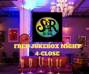 FREE Jukebox Night