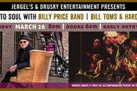 Billy Price Band / Bill Toms & Hard Rain