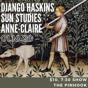 Django Haskins / Sun Studies / Anne-Claire
