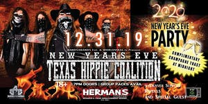 TEXAS HIPPIE COALITION (NEW YEAR'S EVE BLOW-OUT)