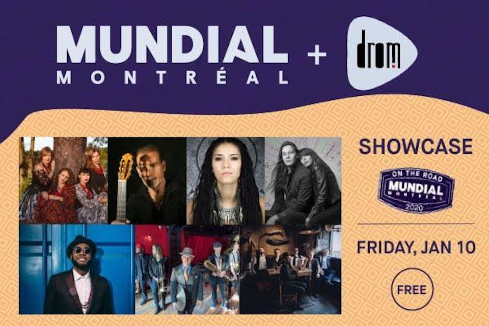Mundial Montreal & DROM Showcase