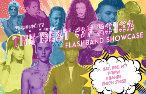 Best of 2010's Flashband Showcase by 7DrumCity