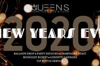 QUEENS Hometown Pub New Year's Eve 2020