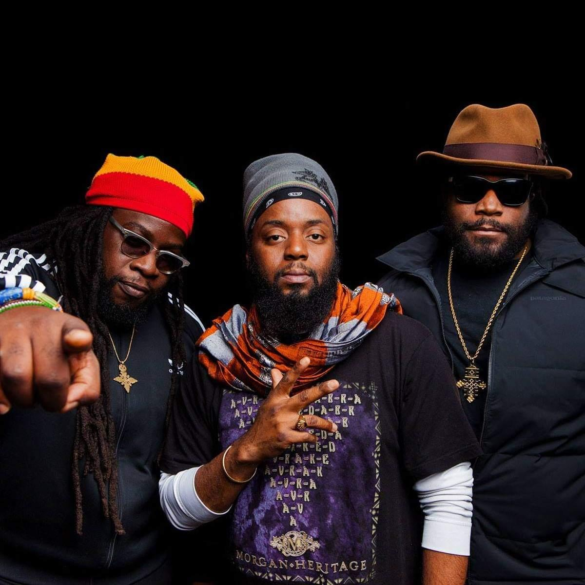Dub Club w/ Morgan Heritage