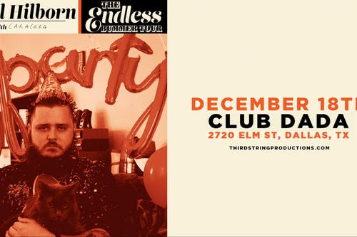 The Endless Bummer Tour featuring Neil Hilborn & Special Guests @ Club Dada
