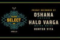 PARADIGM SELECT ft OSHANA + HALO VARGA