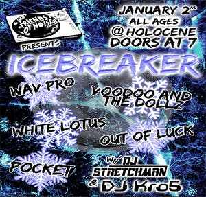 ICEBREAKER: A Youth Music Showcase and Benefit for Friends of Noise