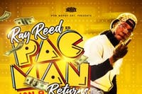 Ray Reed is Pac Man Returns Live
