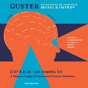 Guster (acoustic)