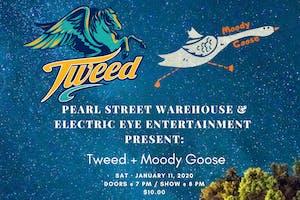 Tweed + Moody Goose