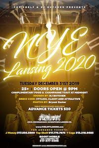 Top Shelf & DJ Butcher Present: NYE 2020