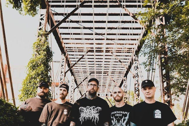 The Acacia Strain with Rotting Out, Creeping Death