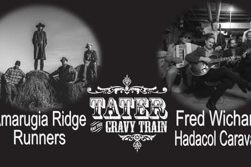 Tater and The Gravy Train with Fred Wicham Hadacol Caravan