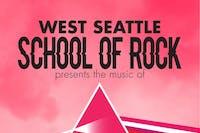West Seattle School of Rock performs Pink Floyd
