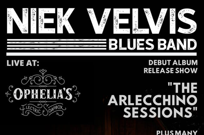Niek Velvis Blues Band