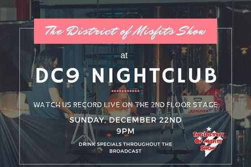 The District of Misfits Show