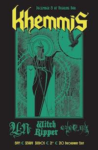 Khemmis, Un, Witch Ripper, Eye of Nix