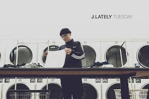 "J. LATELY ""Tuesday Tour"" with Space Cadet, Wordsmith, Leviathan"