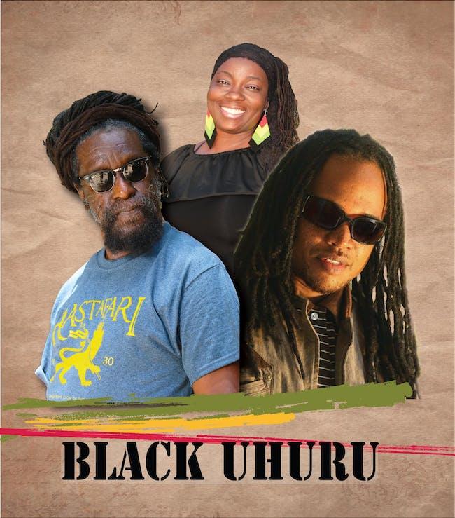 BLACK UHURU + Etana