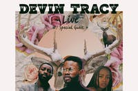 Devin Tracy with Kayla Steen and DJ Out.Of.Office