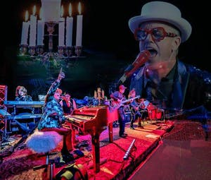 Elton Dan & The Rocket Band plus Gypsies Doves and Dreams