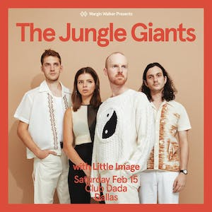 The Jungle Giants • Little Image