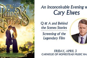 The Princess Bride: An Inconceivable Evening With Cary Elwes