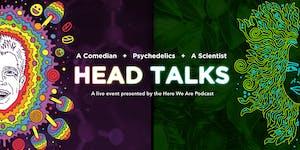 Shane Mauss - Head Talks Comedy Tour - SOLD OUT
