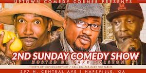 2nd Sunday Comedy Show