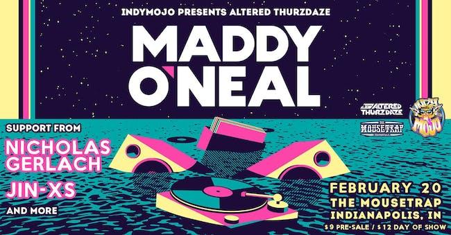 Altered Thurzdaze w/ Maddy O'Neal