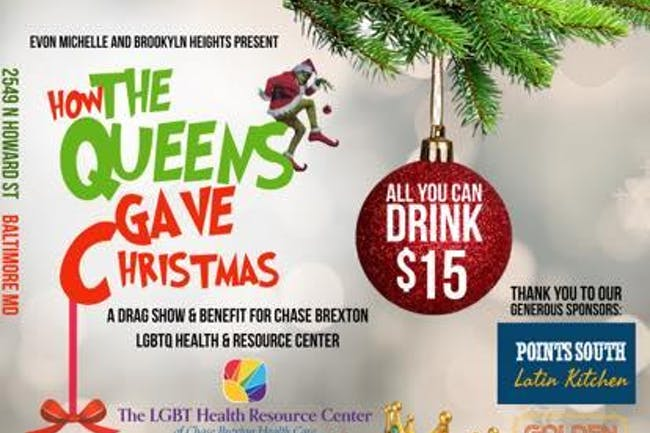 How the Queens Gave Christmas: Drag Show & Benefit