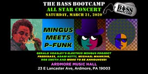 Gerald Veasley's Bass Bootcamp All-Star Concert