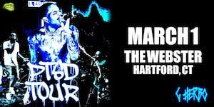 G HERBO - PTSD Tour