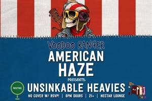 UNSINKABLE HEAVIES (no cover!) feat. Scott Pemberton