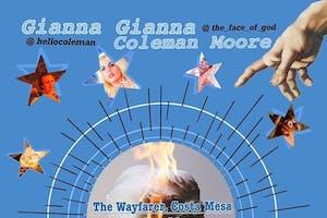 Gianna Gianna, Coleman Moore