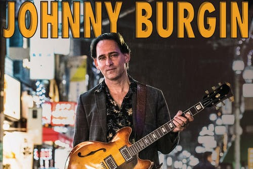 Johnny Burgin