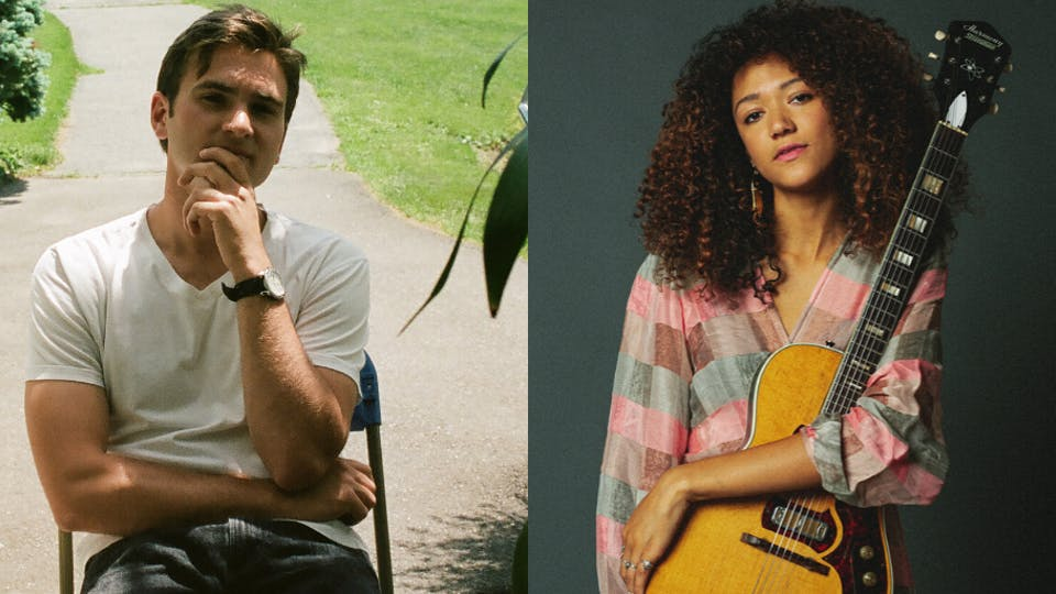 Jake Manzi's Going-Away Show with Kimaya Diggs at The Parlor Room