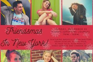 Friendsmas In New York