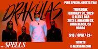 DRAKULAS (Austin, TX) + SPELLS + more TBA!