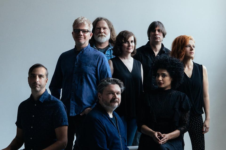 The New Pornographers with Diane Coffee