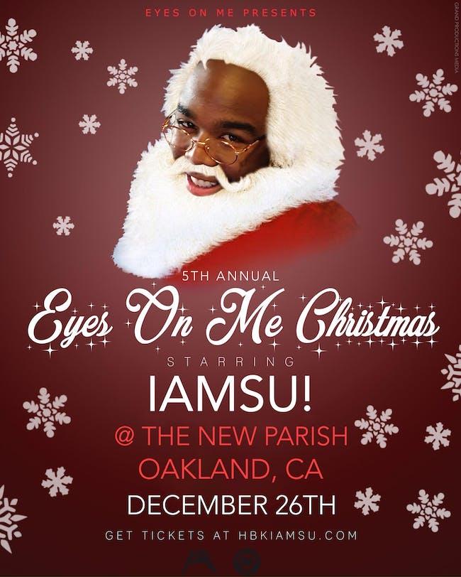IAMSU: Eyes On Me Christmas
