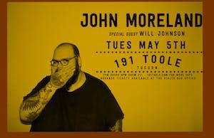 John Moreland @ 191 Toole